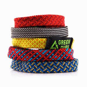 Green Guru Armbänder aus recycelten Kletterseilen - verschiedene Größen und Farben - Green Guru