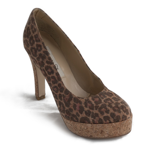 NAE Cork Leo Pump - Damen Vegan Schuhe - Nae Vegan Shoes