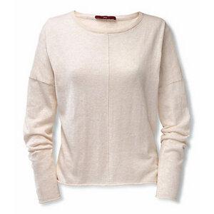 Oversize Pullover ivory - Lanius