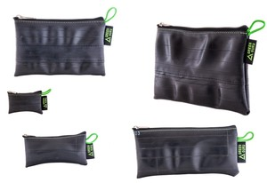 Green Guru Zip Pouch -Tasche - Green Guru