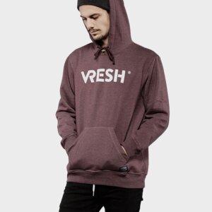 Hoodie Team berry - Vresh