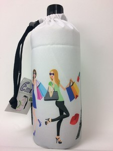 Trinkflasche 0,6l Sonderedition Paris - Emil die Flasche