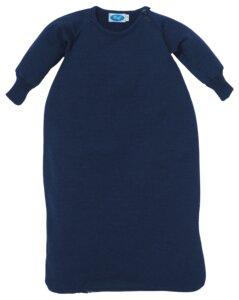 Schlafsack Frottee mit Arm Wolle/Seide - Reiff