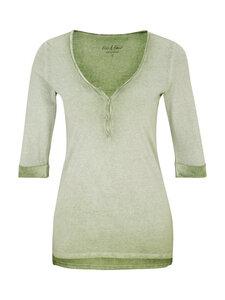 Henley Shirt - Mint - Naturaline