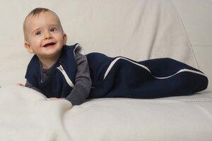 Schlafsack ohne Arm mit Futter - Reiff