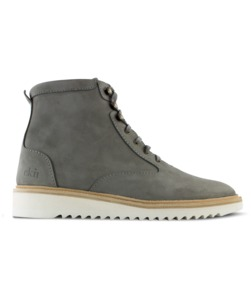 Desert High / graues Wildleder / Ripplesohle - ekn footwear