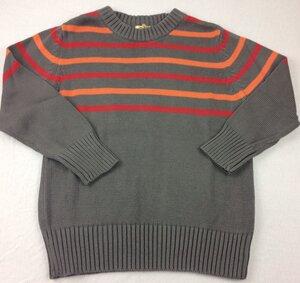 Pullover grau mit Streifen - Kite Kids