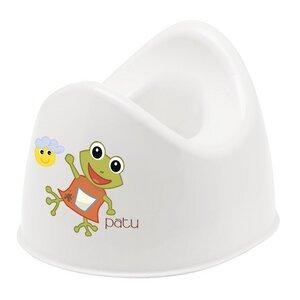 Bio Kindertopf Patu weiß - Rotho Design