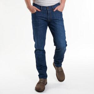 Tapered Jeans RELAXED WAVES mit Wascheffekt aus 100% Bio-Baumwolle - fairjeans