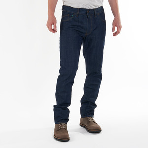 Relaxed - Navy - pure Cotton - fairjeans