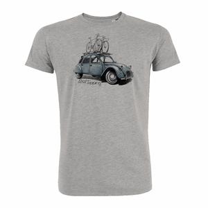 Bike road Tripping - Guide - T-Shirt - GreenBomb