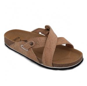 NAE Paxos Kork - Damen Vegan Sandalen - Nae Vegan Shoes