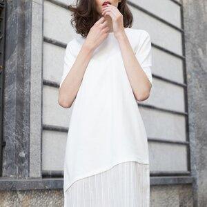 Kleid mit Bambusdetail - Mila.Vert