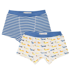 Boxershorts Prince Doppelpack - Sense Organics & friends in cooperation with GARY MASH