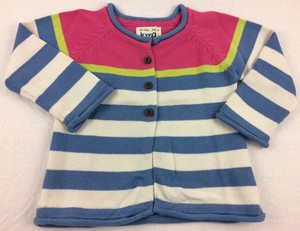 Strickjacke gestreift - Kite Kids