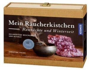 Mein Räucherkistchen - Raunächte und Winterzeit - Fuchs, Christine