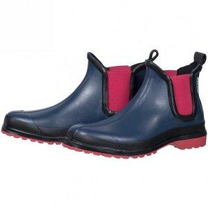 Grand Step Shoes - Victoria Multi Blau / Rot - Grand Step