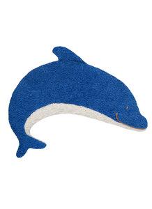 Efie Kirschkern-Wärmekissen Delfin, KbA, 100 % Made in Germany - Efie