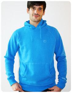 Trusted Hoodie Blau - Trusted Fair Trade Clothing