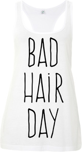 Bad hair day Tank - WarglBlarg!