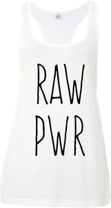 RAW PWR Tank - WarglBlarg!