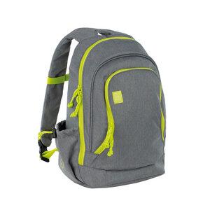 Lässig Kinderrucksack Big Backpack Kollektion About Friends Melange Grey aus recycelten PET-Flaschen - Lässig