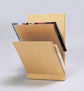 Wandzeitschriftenhalter 2-fach - werkstatt-design