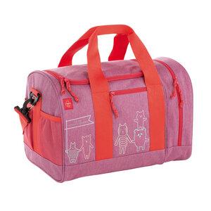 Lässig Sporttasche About Friends Mélange Pink aus recycelten PET - Lässig