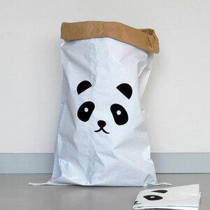 Paper Bag Panda - Kolor