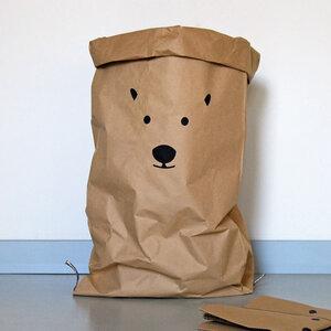 Paper Bag Bear - Kolor