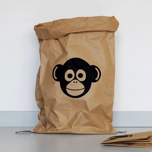 Paper Bag Monkey - Kolor