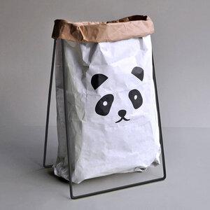 Paper Bag Holder Schwarz oder Weiß - Kolor