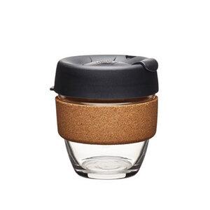 Coffee to go Becher aus Glas mit Grifffläche aus Kork - Limited Edition - Small 227ml - KeepCup