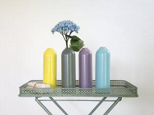 Kerzenhalter/Vase FIRE - farbig - werkvoll by Lena Peter