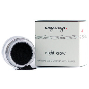 Mineral Eye Shadow Night Crow - Uoga Uoga