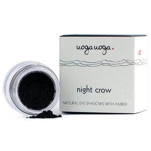 Mineral Eye Shadow Night Crow - Uoga Uoga