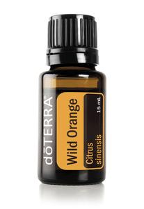 Wilde Orange ätherisches Öl 15 ml   - dōTERRA