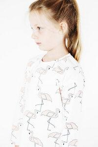 Kinder Nachthemd Flamingos - betus