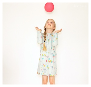 Kinder Nachthemd Luftballons - betus