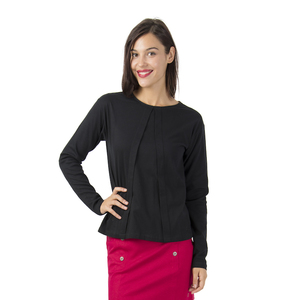 JALEESA Shirt - Schwarz - skunkfunk