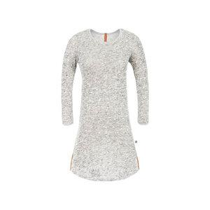 Mountain Kleid Damen Hellgrau - bleed