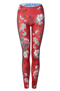 Damen Yoga Leggings Fun - Magadi