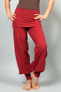 Sohang Yogahose Bordeaux - Breath of Fire