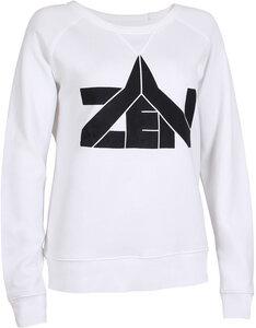 OGNX Yoga Sweatshirt Zen Damen Weiss - OGNX