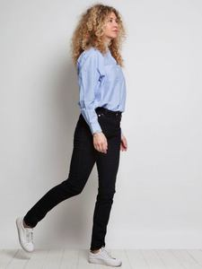 Jeans Straight Fit - Swan - Strong Blue - Mud Jeans
