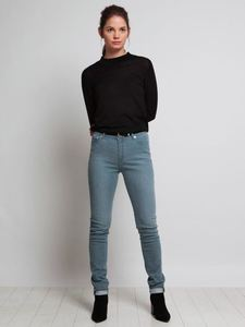 Skinny Hazen - O3 Blue - Mud Jeans