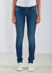 Skinny Lilly - Pure Blue - Mud Jeans