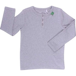 Alfa Granny Pale greymarl - Green Cotton
