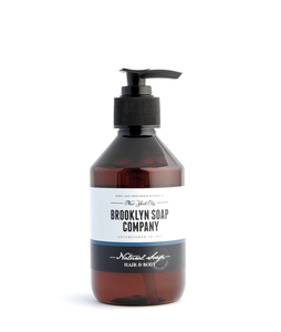 Natural Soap Hair & Body - Brooklyn Soap Company