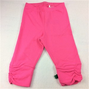 Alfa leggings 3/4 pink - Green Cotton